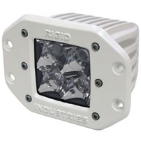 Rigid Industries D-Series Marine Dually LED Light (Flush Mount)
