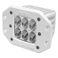 Rigid Industries D-Series Marine D2 LED Light (Flush Mount)