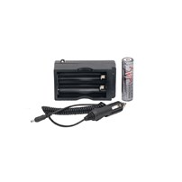 Rigid Industries AC/DC Charger For Dual Li-Ion Batteries - RGDCARCHRG3