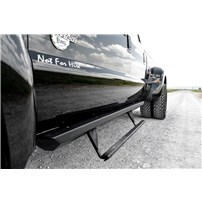 Rock-Slide Engineering - Step-Sliders (Powder Coated Textured Black)