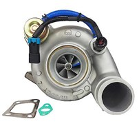 Rotomaster Reman Stock Turbo 04.5-07 Dodge Ram Cummins 5.9L OE Part: 4043600 - H8350111R