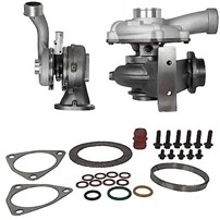 Rotomaster Reman Stock Turbo High & Low Pressure - 07.5-10 Ford Powerstroke 6.4L - S8640103R