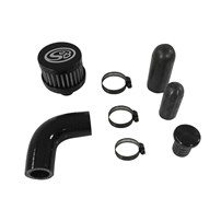 S&B CCV Open Breather Kit