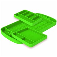S&B Silicone Tool Tray - 3 Piece Set