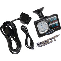 SCT Livewire TS Programmer & Monitor - 99-16 Ford Powerstroke, 96-16 Ford Gas, 2017 Ford Mustang - Free Next Day Air Shipping - 5015P