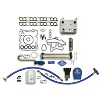 Sinister Basic 6.0L Solution Package w/EGR Delete Kit, Oil Cooler & Coolant Filter Kit - 03-07 Ford Powerstroke - SD-BS-6.0-EGRD-CF