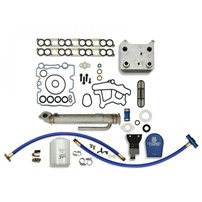 Sinister Basic 6.0L Solution Kit w/Upgraded Round EGR Cooler & Coolant Filter - 2003 Ford Powerstroke - SD-BS-6.0-EGRC-RC-CF