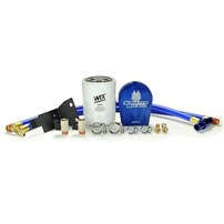 Sinister Coolant Filtration System / Filter Kit - 03-07 Ford 6.0L (WIX) - SD-COOLFIL-6.0-W