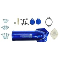 Sinister Diesel Complete 08-10 6.4L Powerstroke EGR Valve/Cooler Delete Kit with High Flow Intake Elbow - SD-EGRD-6.4-IE