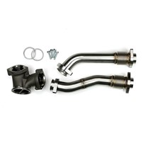 Sinister Diesel Up-Pipes (RAW) - 99.5-03 Ford Powerstroke 7.3L - SD-UPPIPE-7.3