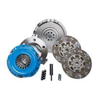 South Bend Double Disc Clutch 650hp, 1200 ft. lbs. torque - 01-05 GM 6.6L Duramax - SDDMAXDFY