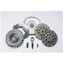 South Bend 6Spd Dampened Street Clutch - 550hp-650hp, 1300 torque - 99-03 Ford Powerstroke 7.3L 6Spd Trans - SFDD3250-6