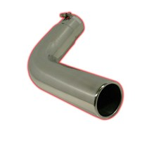 Flo Pro Turn Out Clamp or Weld On Exhaust Tips