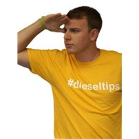 Thoroughbred Diesel #dieseltips #326 T-Shirt