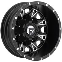 Fuel Off Road Wheels - Throttle Series