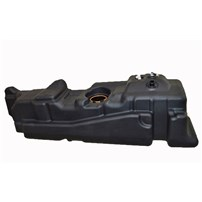 Titan XXL Mid-Ship Fuel Tank (60 Gallon) - 11-16 Ford (Crew Cab Short Bed)