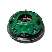 Valair Competition Triple Disc Clutch - Duramax - 10.5