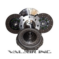 Valair Street Dual Disc Clutch NMU70NV45DDSN-ORG - 1994-2003 Dodge 5.9L Cummins 5-Speed (550HP 1100 ft-Lbs.)