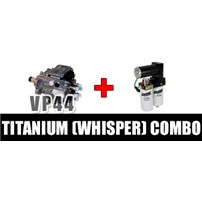 VP44 1 Year Warranty - FASS Titanium Signature Series (Whisper Technology) - Combo Package
