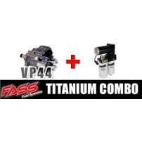 VP44 1 Year Warranty - FASS Pump - Combo Package