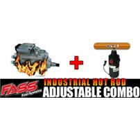 VP44 Industrial Hot Rod - FASS Adjustable Combo Package