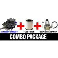 VP44 2 Year Warranty - Stock Feed Pump - Fuel Filter - Combo Package