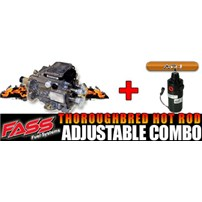 VP44 Thoroughbred Hot Rod - FASS Adjustable Combo Package