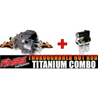 VP44 Thoroughbred Hot Rod - FASS Pump Combo Package