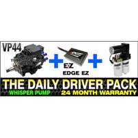 VP44 2 Year Warranty - Edge Ez - FASS Pump Combo Package
