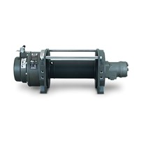 Warn Series 12 Industrial Hydraulic Winch - 12,000 lb