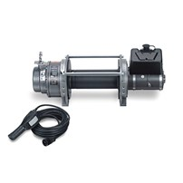 Warn Series 18 DC Electric Winch, 24 V - 18,000 lb
