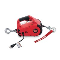 Warn PullzAll 1,000 lb Portable Electric Winch