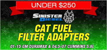sinister-cat-fuel-filter-adapters-under-250